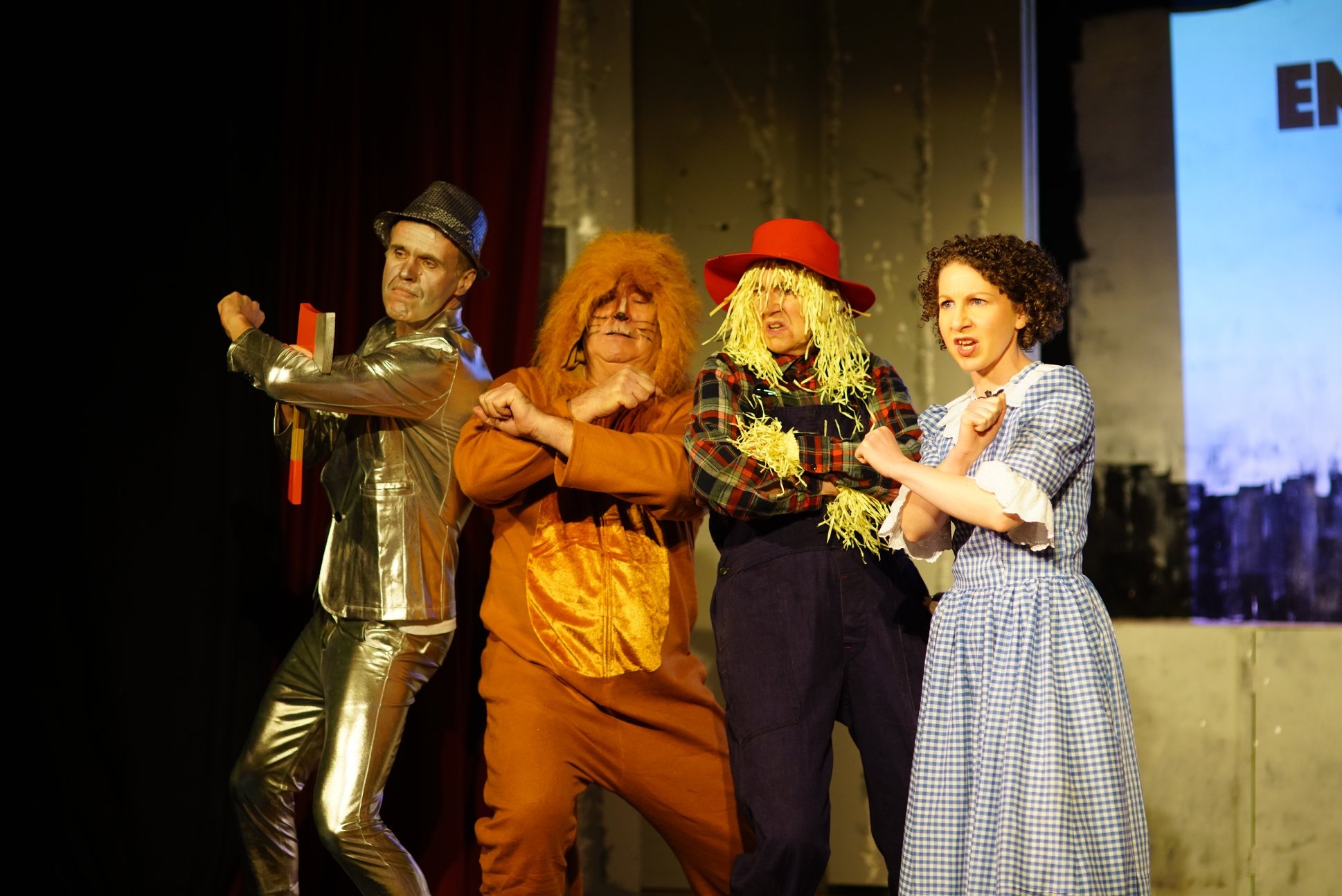 The Wizard from Oz — Review