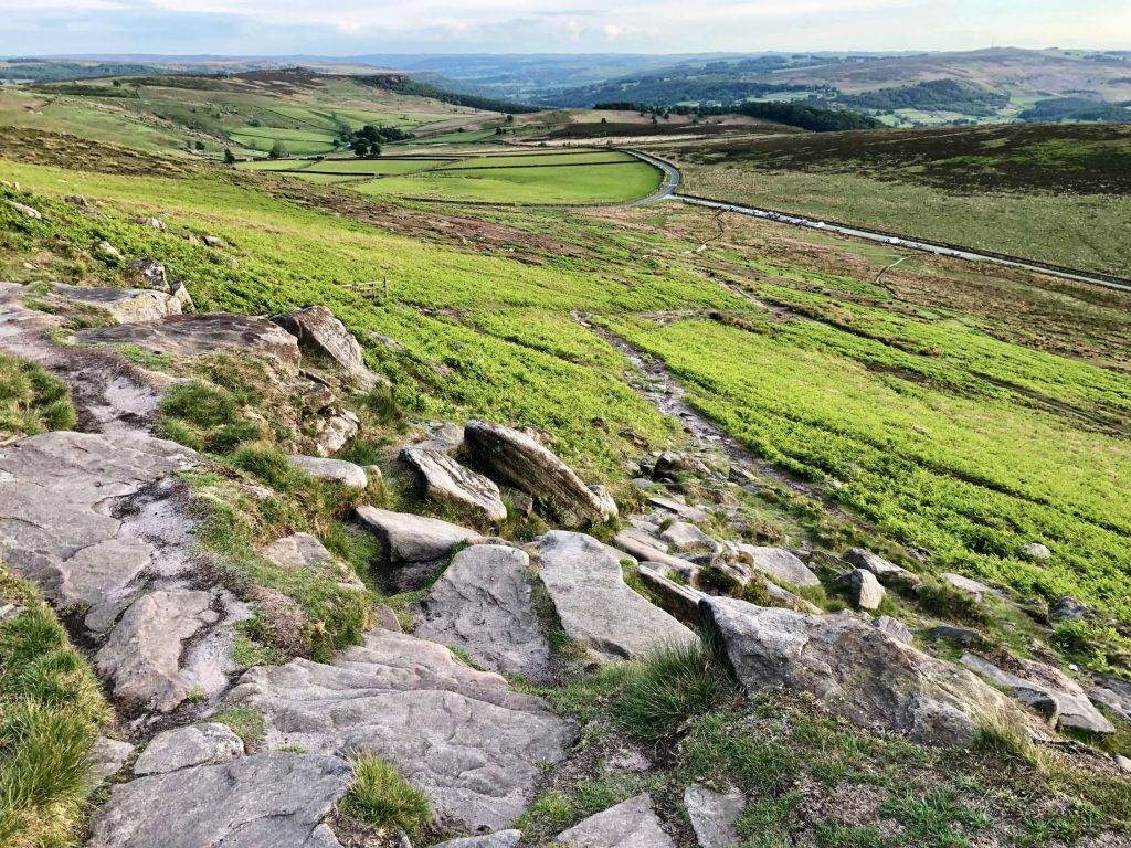 Hathersage and Stanage Edge (6 miles)